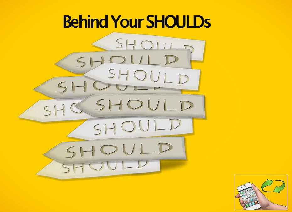Behind Your SHOULDs